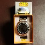 Disney Accessories | Children'S Star Wars Watch | Color: Silver | Size: Osbb