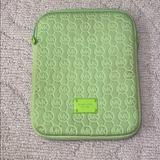 Michael Kors Other | Michael Kors Ipad Case (Lime Green) | Color: Green | Size: Os