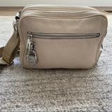 Michael Kors Bags | Michael Kors Corssbody Camera Bag | Color: Cream/White | Size: Os