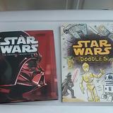 Disney Other | Sale! Star Wars Books New | Color: Black/Red | Size: Os