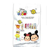 Disney Accessories | Disney Tsum Tsum Mystery Touch Led Watch | Color: Black/White | Size: Unisex