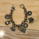American Eagle Outfitters Jewelry | Charm Bracelet | Color: Silver | Size: Os