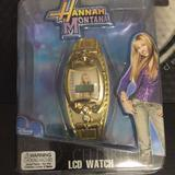 Disney Accessories | Nice Watch | Color: Gold | Size: Osbb