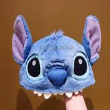 Disney Accessories | Disney Parks Stitch Plush Ears Hat | Color: Blue | Size: Os