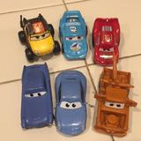 Disney Toys | Disney Mini Truck And Car Toys , Metal, Plastic | Color: Blue/Yellow | Size: One