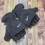 Nike Accessories | Nike Youth Fingerless Glove Mittens | Color: Gray | Size: Osb