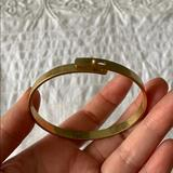 Madewell Jewelry   Gold Bangle   Color: Gold   Size: Os