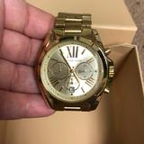 Michael Kors Accessories   Michael Kors 5605 Womens Gold Tone Watch   Color: Gold   Size: Os
