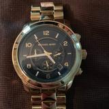 Michael Kors Accessories | Michael Kors Watch | Color: Gold | Size: Os