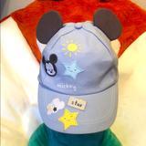 Disney Accessories | Disney Little Boy Hat | Color: Blue | Size: 12-18 Months