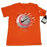 Nike Shirts & Tops   Electro Orange Soccer Ball Nike Tee Boys Athletic   Color: Orange   Size: 6b