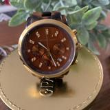 Michael Kors Jewelry | Michael Kors Watch | Color: Brown | Size: Os