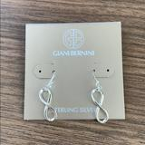 Giani Bernini Jewelry   Giani Bernini Sterling Silver Infinity Earring   Color: Silver   Size: Os