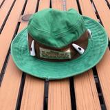 Disney Accessories | Disney Animal Kingdom Safari Hat | Color: Brown/Green | Size: Osb