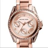 Michael Kors Accessories   Michael Kors Rose Gold Watch   Color: Gold/Pink   Size: Os