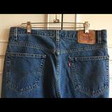Levi's Jeans   Levis Vintage 517 Blue Denim Jeans Bootcut 3634   Color: Blue   Size: 36