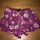 Torrid Shorts | Womens Torrid Size 00 Shorts | Color: Red/White | Size: 00