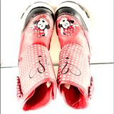 Disney Shoes   Disney Minnie   Color: Red/White   Size: 1112 Toddlers