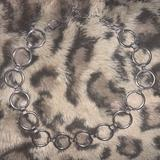 Brandy Melville Jewelry   Brandy Melville Silver Choker Chain   Color: Silver   Size: Os