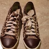 Michael Kors Shoes | Casual Walking Shoes | Color: Brown/Tan | Size: 10