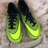 Nike Shoes | Nike Kids Soccer Cleats | Color: Black/Yellow | Size: 1bb