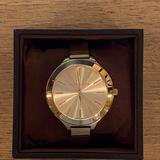 Michael Kors Jewelry   Michael Kors Gold Bangle Watch   Color: Gold   Size: Os