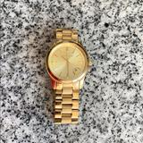 Michael Kors Jewelry   Michael Kors Watch   Color: Gold/Yellow   Size: Os