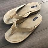 American Eagle Outfitters Shoes | 3 For $20 Deal Womens Ae Flip Flop | Color: Tan | Size: 10