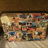 Disney Office   15 Disney World 40th Anniversary Laptop Sleeve   Color: Blue/Tan   Size: 11.5 Tall X 15 Wide