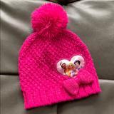 Disney Accessories | Disney Princess Toddler Hat | Color: Pink | Size: Osg