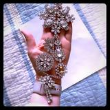 Burberry Jewelry | Burberry Huge Brooch | Color: Silver | Size: 9,5 Inches