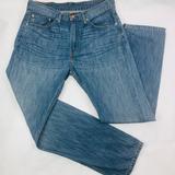 Levi's Jeans   Levis 505 Mens Jeans 34x32 Blue Loose Fit Straight   Color: Blue   Size: 34