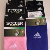 Adidas Accessories | Adidas Kids Soccer Metro Socks | Color: Blue/Pink | Size: Small & Xsmall