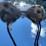 American Eagle Outfitters Accessories   Halloween Cat Ears!   Color: Black/Brown   Size: Os