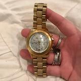 Michael Kors Jewelry | Michael Kors Deep Gold Watch | Color: Gold | Size: Os