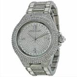 Michael Kors Other   Nwt Micheal Joes Blinged Out Watch Silver   Color: Silver   Size: All Kinds