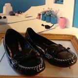 Coach Shoes | Coach Junie Loafer Shoes | Color: Black | Size: 6.5