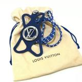 Louis Vuitton Accessories | Phone Holder By Louis Vuitton Fits All Cell Phones | Color: Blue | Size: Fits All Cell Phone Types, Except Foldable Phones