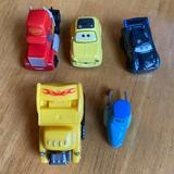 Disney Toys | Disney Mini Truck And Car Toys | Color: Red/Yellow | Size: One