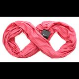 Nike Accessories | Nike Infinity Scarf | Color: Orange/Pink | Size: Os