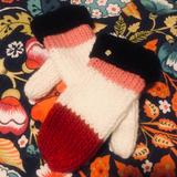 Kate Spade Accessories | Nwot Kate Spade Mittens | Color: Pink/Red | Size: Os