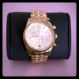 Michael Kors Accessories | Mk Gold Watch | Color: Gold | Size: 38mm