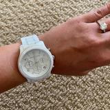 Michael Kors Accessories   Michael Kors White Ceramic Watch 6 - 6.5 Wrist   Color: White   Size: 6-6.5 Inch Wrist