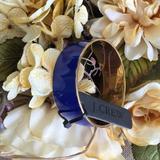 J. Crew Jewelry | Nwt J. Crew Blue Gold Bangle Bracelet | Color: Blue/Gold | Size: Os