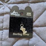Disney Jewelry | Disney Disneyland E Charm With Mickey Head | Color: Silver | Size: Os