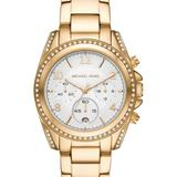 Michael Kors Accessories   Michael Kors Gold Toned Stainless Steel Watch   Color: Gold   Size: Os
