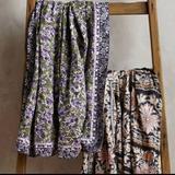 Anthropologie Bedding   Iso Kiba Silk Throw   Color: Black   Size: Os