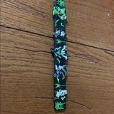 Disney Accessories | Disney Limited Edition Halloween Slap Bracelet | Color: Black | Size: Osb