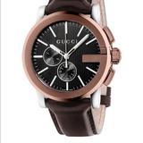 Gucci Accessories | Gucci Swiss Quartz Movement Watch | Color: Brown | Size: Os