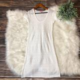 Lilly Pulitzer Dresses   Lilly Pulitzer White Crochet Babydoll Dress   Color: White   Size: Xs